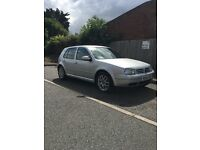 2003 MK 4 GOLF 1.9 GT TDI 150 BHP VERY RARE
