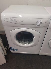 HOTPOINT 6KG VENTED TUMBLE DRYER