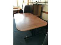 Conference Table & 6 Chairs