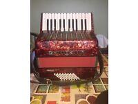 Delicia accordian