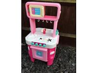 Kids Kitchen & Smart Trike sold separate £10 each