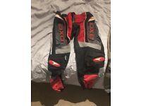 Axo kids motocross trousers