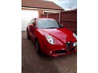 Alfa Romeo Mito 1.4 Sprint. Low mileage