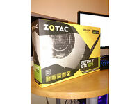 Zotac GTX 1070 AMP! Edition - New