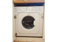 Integrated washing machine (Indesit)