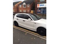 Bmw 118d sell or swap