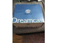 Sega Dreamcast and games bundle