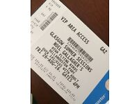 Noel Gallagher's High Flying Birds 26/08/16 GLASGOW VIP Tickets