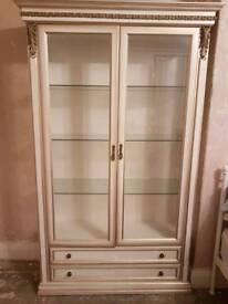 Beautiful display cabinet