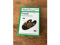 Michel Thomas Method Advanced French Course