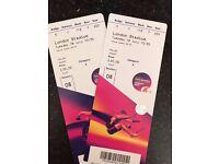 London ParaAthletic Tickets