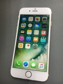 Apple iPhone 6 16gb Phone Unlocked WITH warranty & Receipt gold Handset. Smart Phone