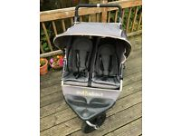 Out n About 360 nipper double buggy