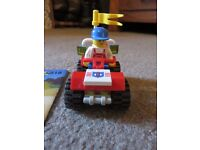 LEGO System 6518 Beach buggy