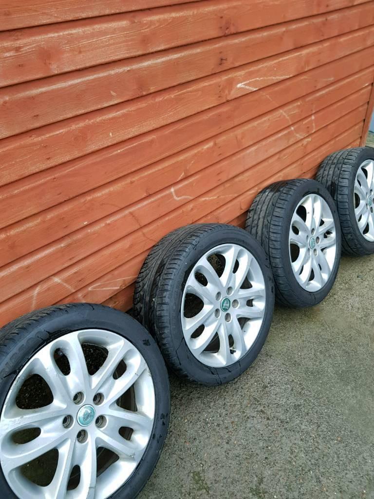 Tyres 225 45 17
