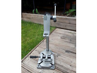 Pillar Drill stand / press with vice £40 ono