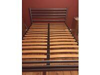 Bed frame vgc.
