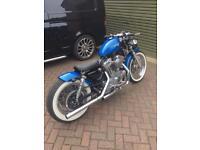 1996 Harley Davidson 883 Sportster Bobber Low Miles