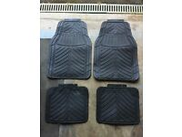 Car Mats Universal *LIKE NEW*
