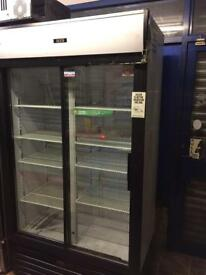 Good Condition Double Fridge