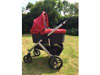 Uppababy Vista pram/stroller pre 2015 model