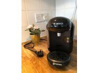 TASSIMO VIVI 2 COFFEE MACHINE + PODS