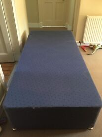 Two single mattress bases - FREE