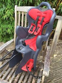 Cycle child seat