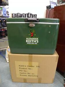 NEW Alexander Keith's Cooler 54L Green India Pale Ale