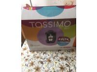 Tassimo coffee. Machine by Bosch