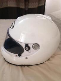 Kart Racing Helmet Aral GP-5/K (Snell-SAOO)