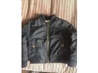 Girls next bomber jacket