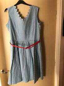 Lindy bop dress size 26