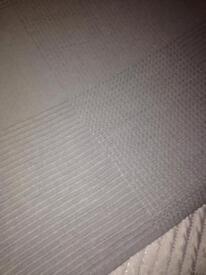 Huge grey ikea throw / blanket