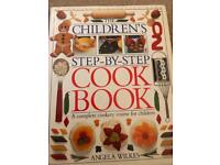 Children cook