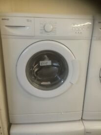 Beko washing machine £100 can deliver