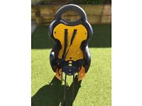 £15 Rear bike seat for a child