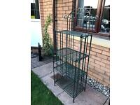 Cotswold Green Bakers Rack