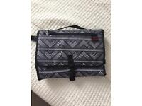 Baby travel nappy changing bag