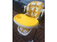 Cosatto high chair from John Lewis