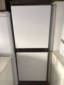 **HOTPOINT**FRIDGE FREEZER**ONLY £90**FROST FREE**COLLECTION\DELIVERY**NO OFFERS**FAMILY SIZE**