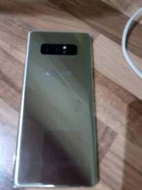 GOLD NOTE 8