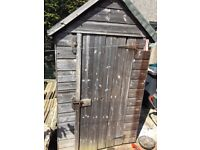 6ft x 4ft Garden Shed for sale
