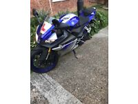 Yamaha Yzf r125 low mileage!!!! 2015