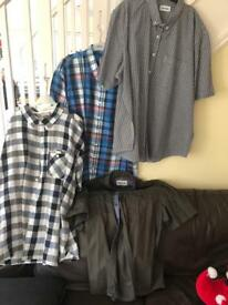 3xl Shirts Excellent Condition