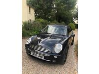 Mini convertible, 1.6 cooper sidewalk 2dr