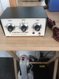 Jrc nrd-515 hf receiver lineup receiver memory unit speaker loop