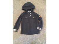 Timberland boys navy jacket