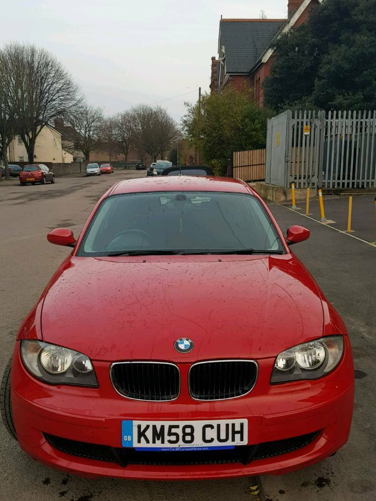Bmw 116i Full bmw service history 58plate