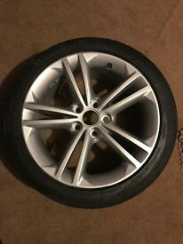 Vauxhall Insignia 18inch Alloy